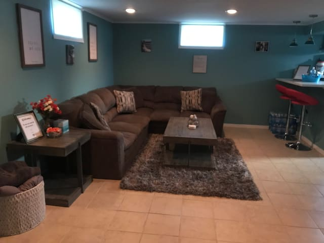 Nice & affordable downstairs apartment!