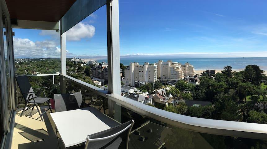 Appartement Vue Panoramique LaBaule - La Baule-Escoublac - Departamento