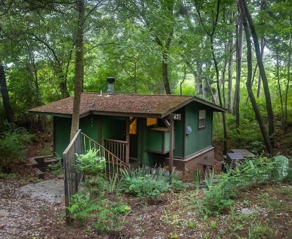 Dogwood Springs Campground  Cabin #43