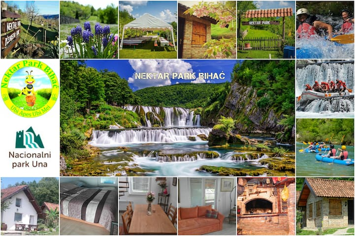 "Holiday home ""Nektar Park""  - Enjoy  in nature"