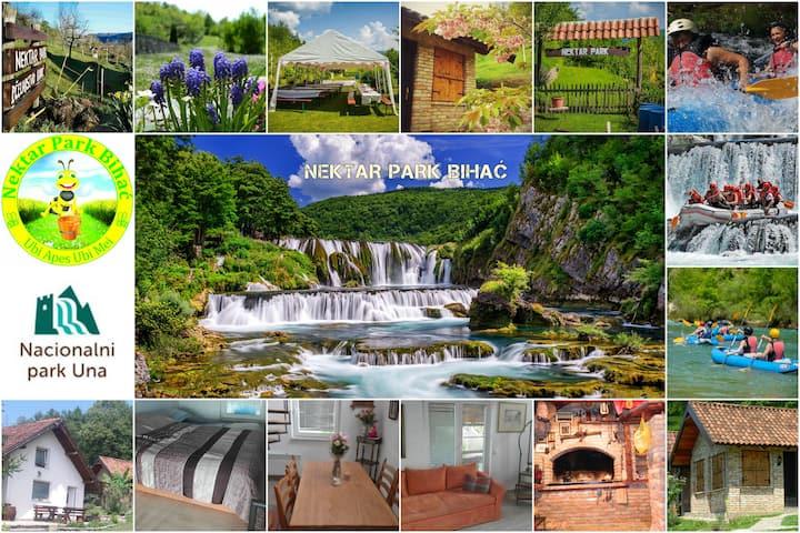 "Holiday home ""Nektar Park""  - Enjoy  in nature"