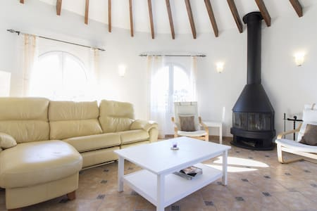 Quite and beautiful, close to beach & golf course - Benissa