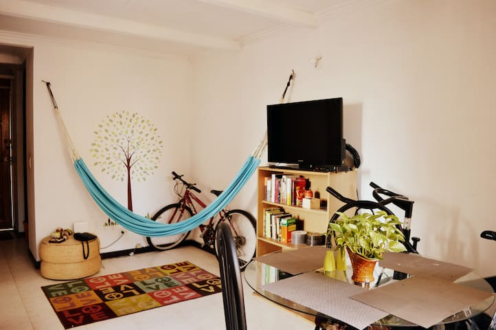 Homely room in a flatshare