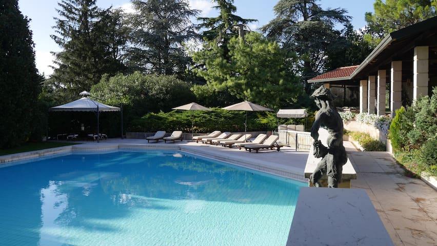 Grace Villa, luxury villa in Valpolicella, Verona
