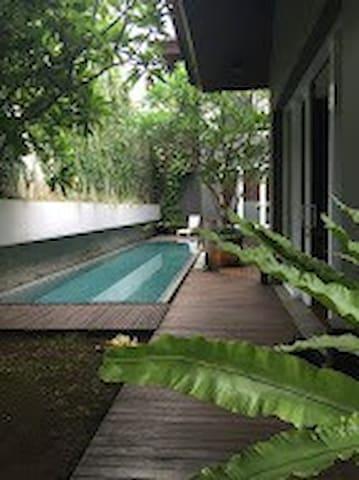 ONOMA Villa - Tropical Villa + Pool (4 Bedrooms)