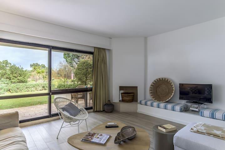 Quinta do Lago Garden Apartment with Pool
