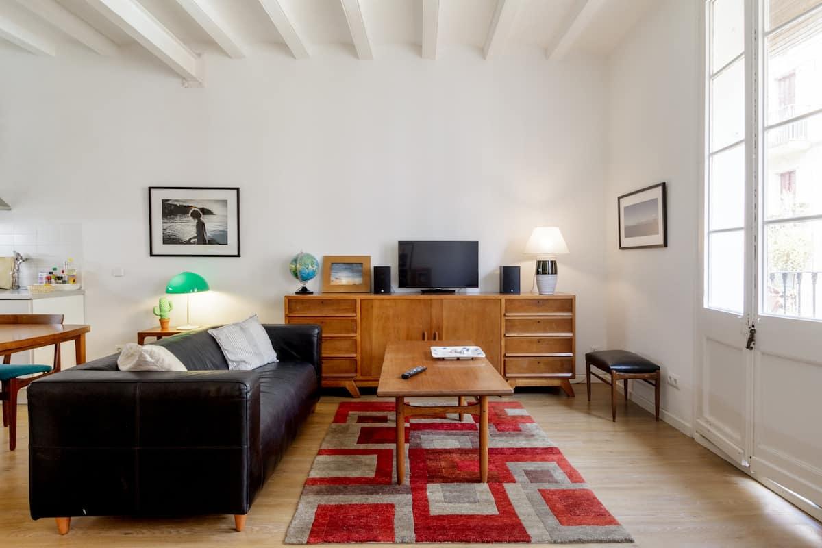 Barcelona Vintage Loft