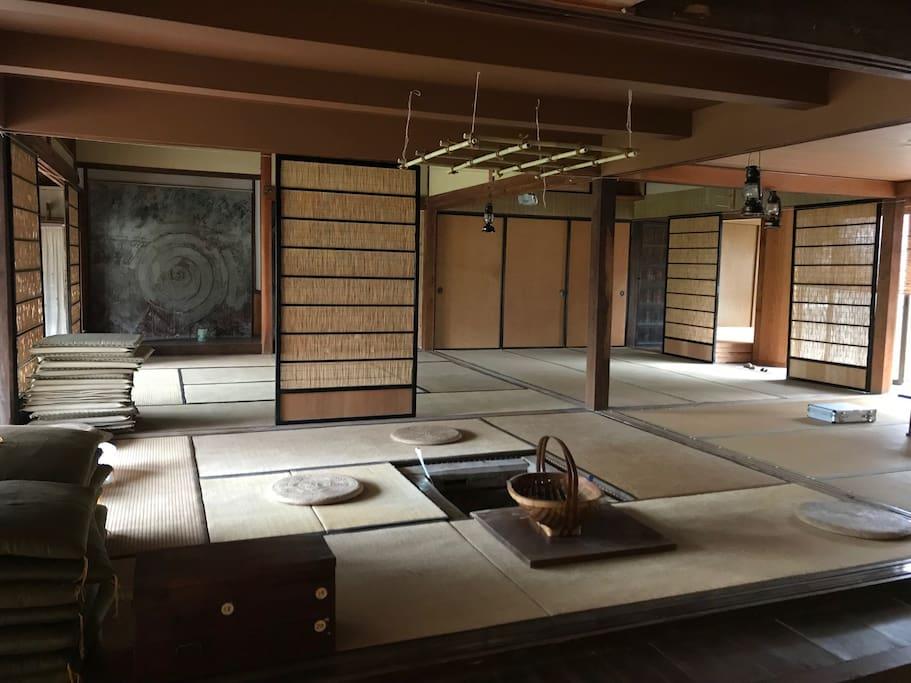 伝統的な日本建築 Traditional Japanese Architecture