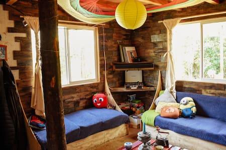 Refugio de montaña en Parque Alerce Andino
