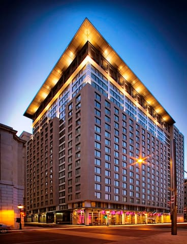 5★#BUSINESS TRAVEL READY#FREE PARKING#DOWNTOWNMTL