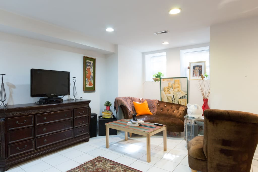 english basement by u street houses for rent in washington district