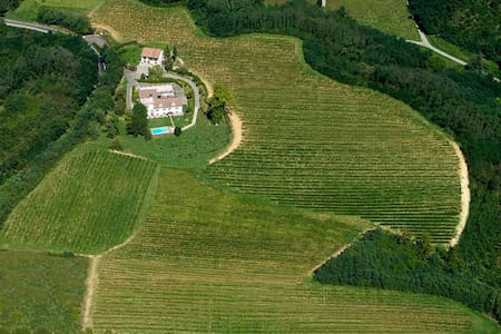 Weingut Incisiana Landhaus - Incisa Scapaccino - Rumah