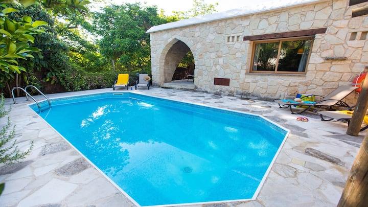 Villa Anthea - Miliou, Paphos, Cyprus
