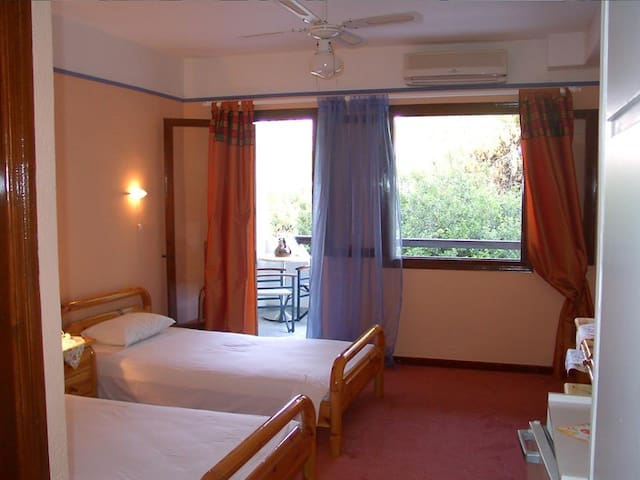 JOANNA  δικλινο  δωματιο - Skala - Appartement