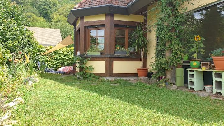 Schönes Haus mit Garten in super Lage bei Freiburg