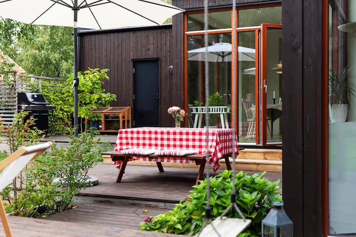 Tallvillan - Lovely Contemporary Villa