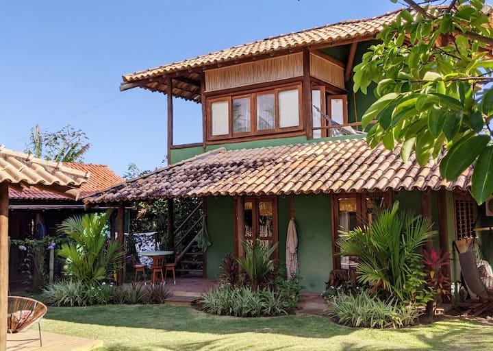 Barra Grande: Casa com café da manhã!