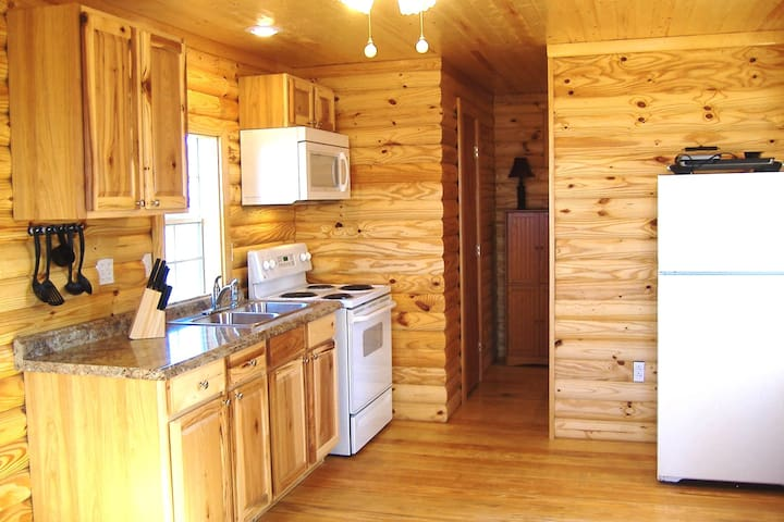 Cozy Toledo Bend Lake Cabin - Milam - Hytte