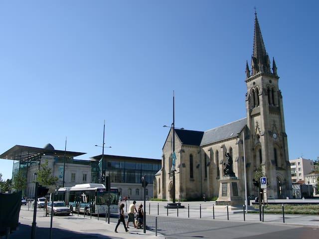 Agréable T1 Bis  - Mérignac Centre - Mérignac - Condominio
