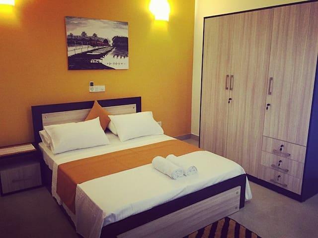 Peterson Crescent - 3 Bedroom Suite