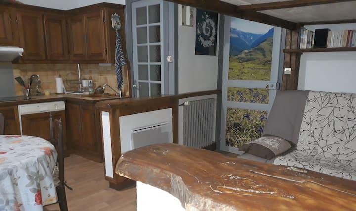 studio dans les Pyrénées (Eaux-Bonnes / Gourette)