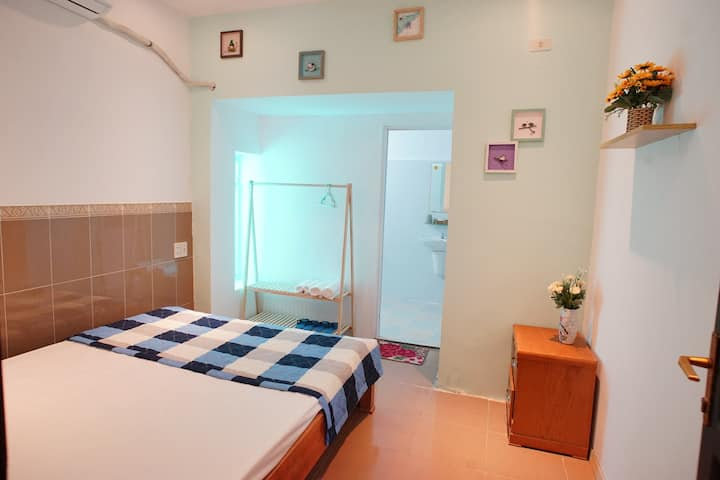 MINT HOMESTAY NHA TRANG  ( 1 Double Bed Room )