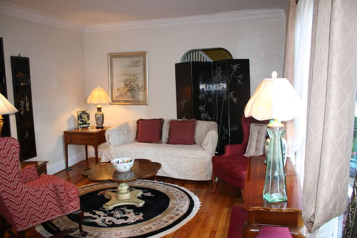 Warm & Cozy, Home Away from Home, Private Space - Cleveland Heights - Huis