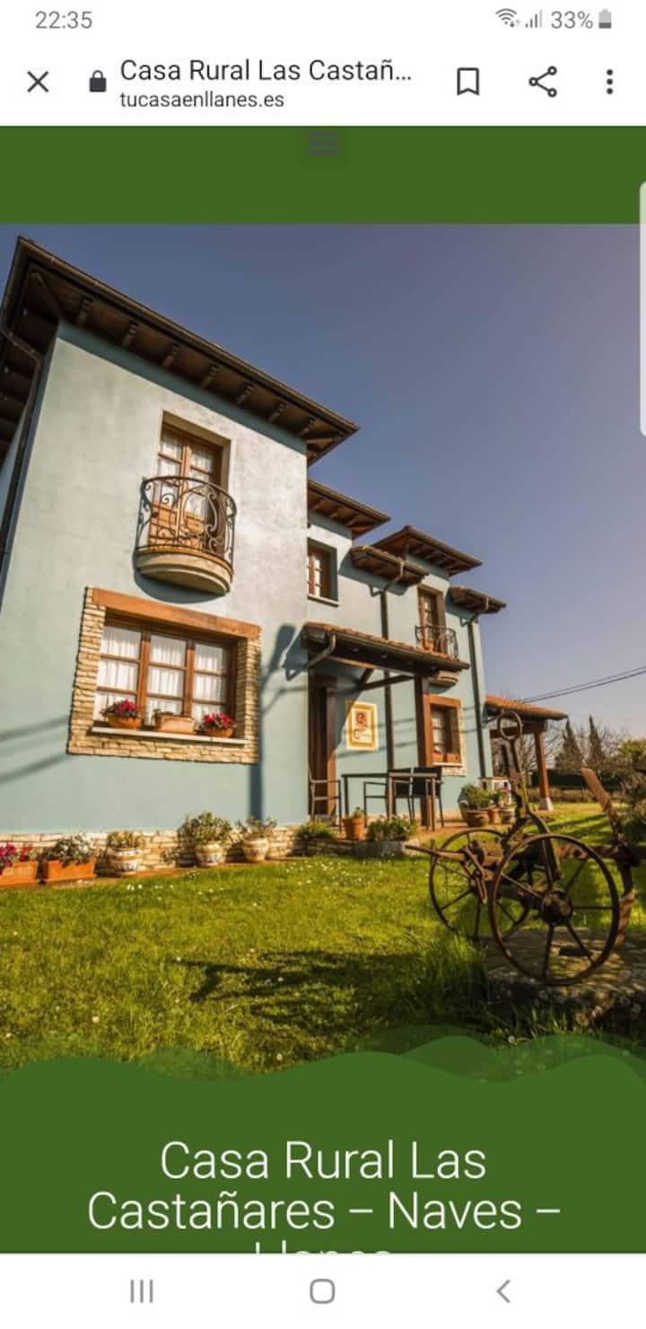 Casa de Aldea Las Castañares