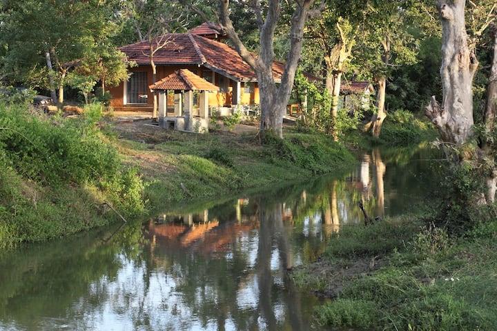 River House near Bundala, Yala Uda Walawe Parks