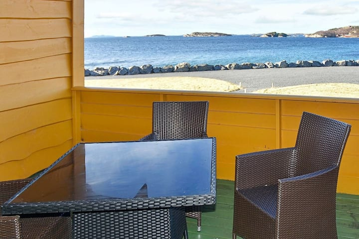 6 person holiday home in Aukra