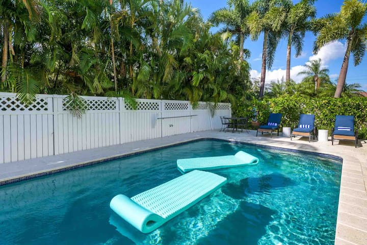 Country Club Villa 5min from the beach in FLL 2/2b