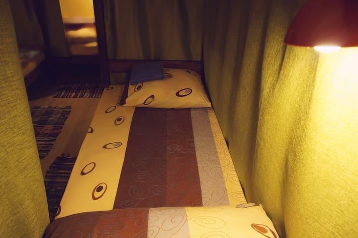 Уютный хостел в центре города 6/5 - Irkutsk