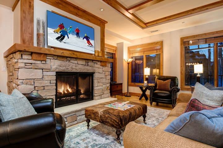 Rustic mountain luxury at Abode at Empire Pass! - Park City - Apartment