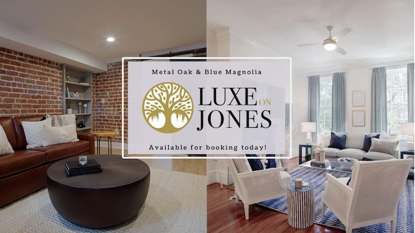 Luxe on Jones- **Enhanced Cleaning + Game Room**