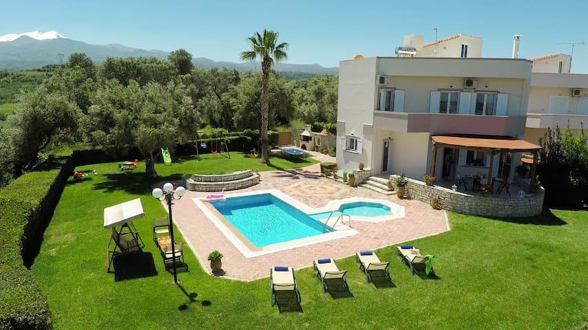 Villa Elisabeth-Heaven on earth!