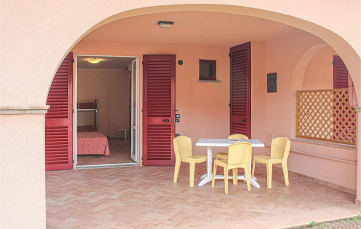 Awesome apartment in Puntone with Outdoor swimming pool and 1 Bedrooms