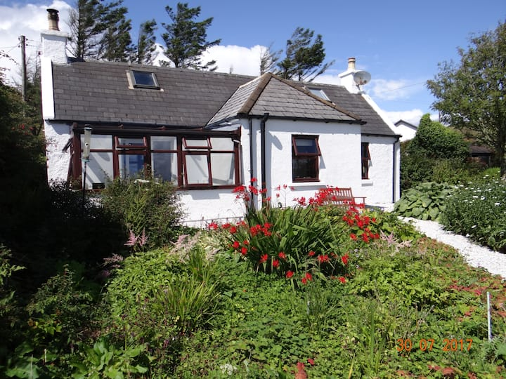 Springbank Cottage Elgol Isle of Skye Scotland