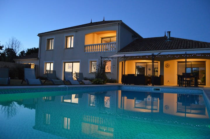 Luxury self-catering Vendèe Villa