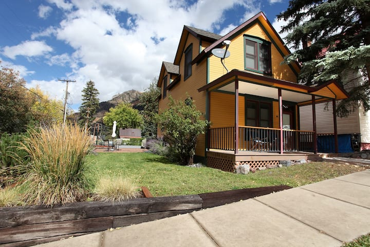 Renovated Historic Home - Heart of Downtown Ouray