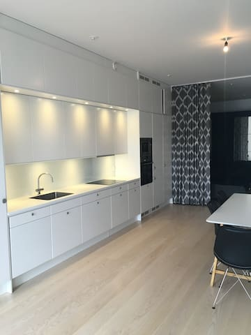 NEW luxury apt on Sthlm Golf Course - Danderyd - (ไม่ทราบ)