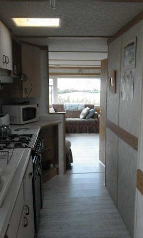 Donegal Mobile Home with Great views