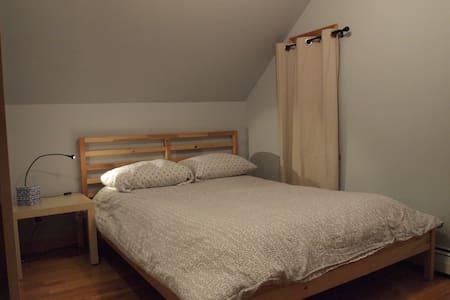 Comfy Private Bedroom in Cambridge