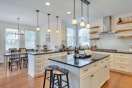 Charlottesville Retreat near UVA & Downtown Cville