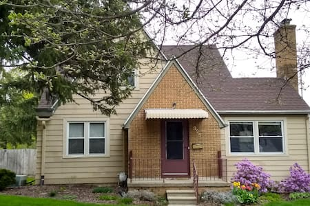 Charming full basement apt near MSU