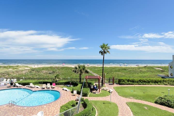 Beachfront Oceanview Aquarius 707 - South Padre Island - Appartement