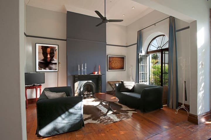 Victorian house in Green Point - Kaapstad - Huis