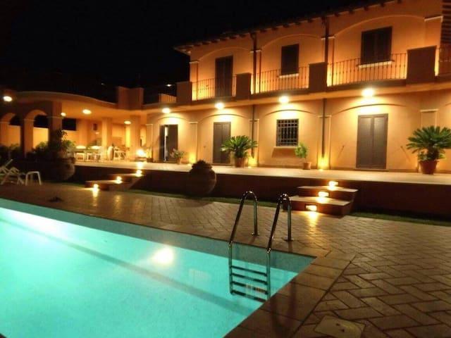 Villa Luparetta - Cerveteri
