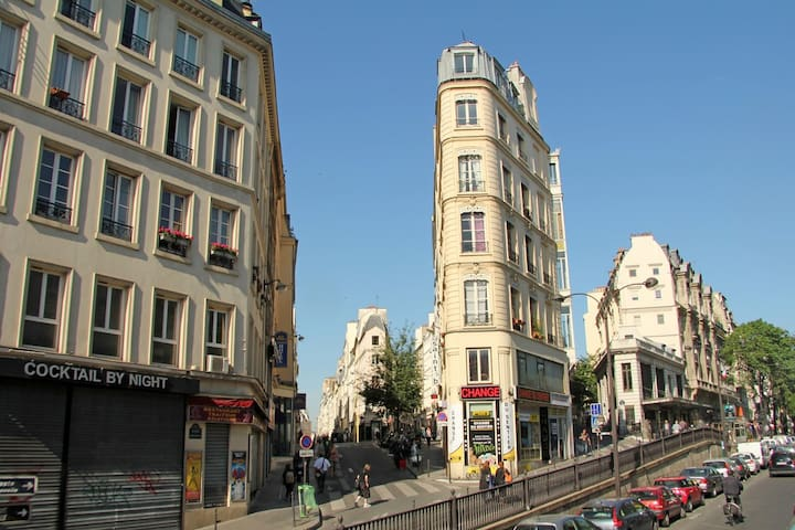 Les Grands Boulevards