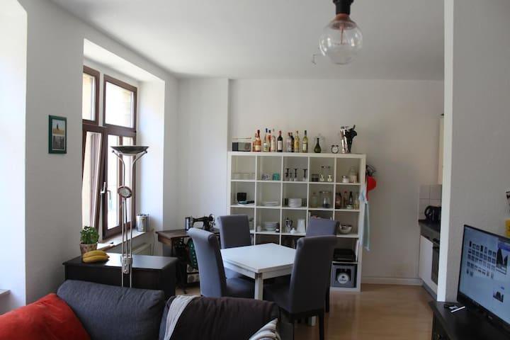 gemütliche 2 Zimmer Wohnung mit guter Anbindung