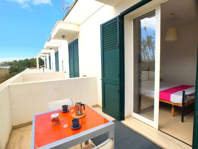 Apartment Violetta 2 steps from Gallipoli